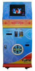 Automatic Smart Card Vending and Recharge Machine