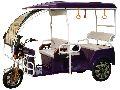 Deluxe Model Electric Rickshaw