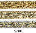 Golden-silver (jari) Lace 2380