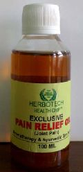 Aromatherapy Pain Relief Oil