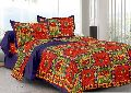 Jaipur Print Double Bed Sheets