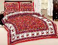 Traditional Styliner Double Bed Sheet