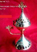 Brass Handcrafted Incense Burner