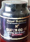 Super Cg – 10tm Creatine with Glutamine Vanilla 200 G Powder
