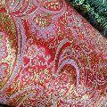 Embossed Brocade Fabric