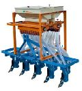 Mini Tractor Operated Seed Cum Fertilizer Drill