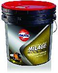 Milage Engine Oil