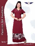 T2 2075 Ladies Night Gown