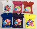 Baby Snail Style Round Neck T-Shirts