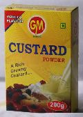 200gms Gm Custard Powder