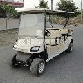 Six Seater Golf Cart