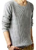 Mens Knitted Garments
