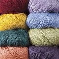 Cotton Linen Blended Yarn