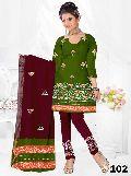 Batik Salwar Suits