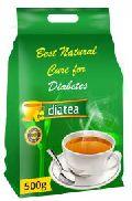 Diabetic Plain Tea (500g)