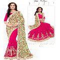 RekhaManiyar Fashions Brasso Designer Saree 2013
