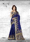 RekhaManiyar Fashions Brasso Fancy Saree 8865