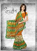 RekhaManiyar Fashions Brasso Fancy Saree 8867