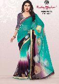 RekhaManiyar Fashions Chiffon Fancy Printed Saree 8512