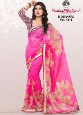 RekhaManiyar Fashions Chiffon Fancy Printed Saree 8514