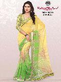 RekhaManiyar Fashions Chiffon Fancy Printed Saree 8515