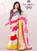 RekhaManiyar Fashions Chiffon Fancy Printed Saree 8519