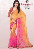 RekhaManiyar Fashions Chiffon Fancy Printed Saree 8521