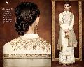 kimora floral bride designer suit