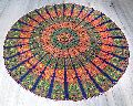 Bohemian Indian Mandala Handmade Cotton Beach Throw Towel