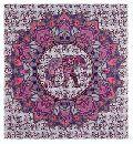 Elephant Print India Mandala Tapestry