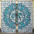 Handmade Cotton Indian Mandala Wall Curtain