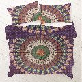 Indian Handmade Mandala Cotton Duvet Cover