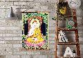 Om Buddha Boho Wall Poster Handmade Home Decorative Poster