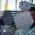 Black Round Steel Pipes