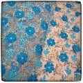 Net Beautiful Thread And Zari Embroidery