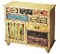 Antique Painted Drawer Chest