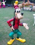 Goofy Sculpture