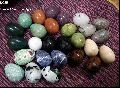 Assorted Gemstone Eggs