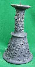 Terracotta Candle Stands