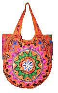JBI Orange Canvas Cloth Designer Jholas