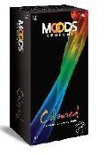 Moods Coloured Condoms