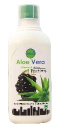 Aloe Vera Blackberry Juice