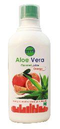 Orange Flavored Aloe Vera Juice