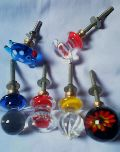 Handmade Glass Knobs