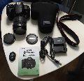 Canon 650d Kit Digital Slr Camera