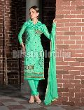 Green Fancy Designer Suit