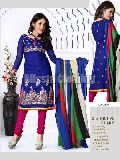 Embellished Girls Salwar Suit