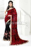 Traditional Half and Half Saree