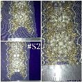 beaded trim lace