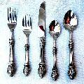 Brass Steel Cutlery Set